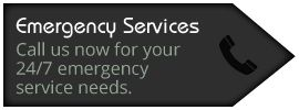 Emergency services - call us now for your 24/7 emergency service needs